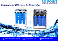 Commercial RO Facts to Remember