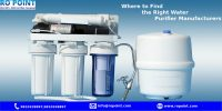 Where to Find the Right Water Purifier Manufacturers