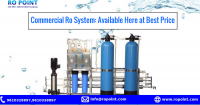 Commercial Ro System: Available Here at Best Price