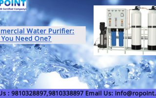 Commercial Water Purifier_ Why You Need One