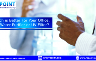 Which one is better For Your Office, RO Water Purifier or UV Filter?