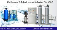 Why Commercial Ro System Is Important for Employee Point of View?