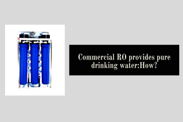 Commercial RO